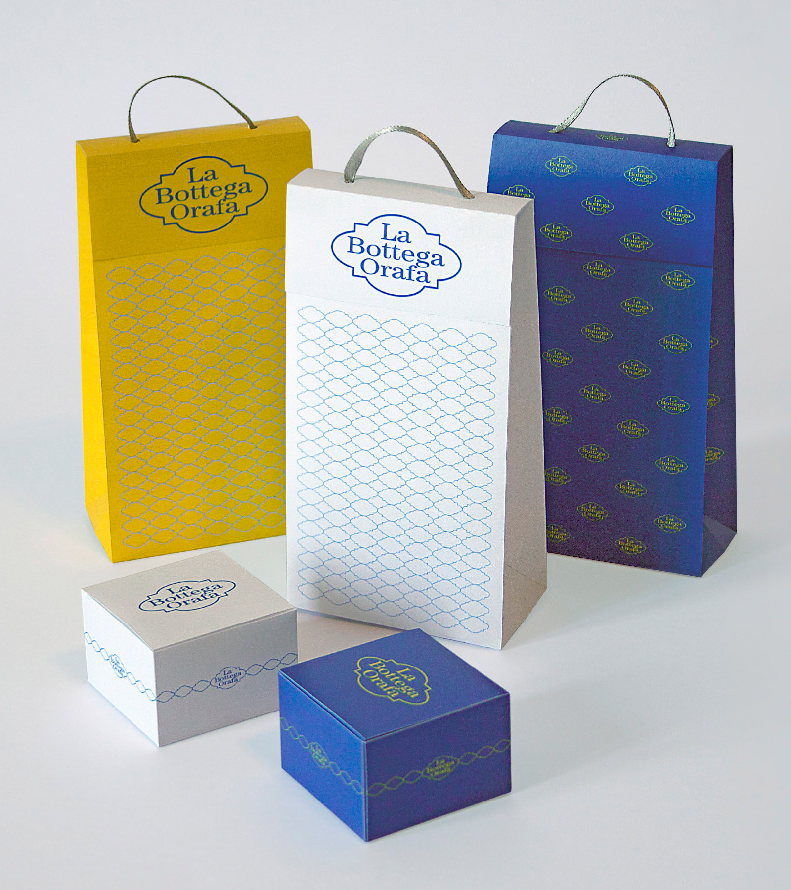 Packaging La Bottega Orafa
